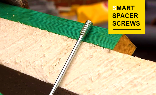 Spacer screws